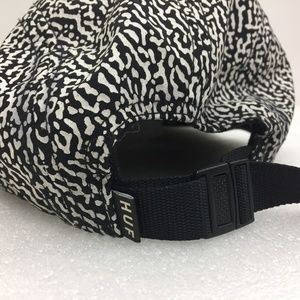 251d0c22 HUF Accessories - HUF Custom Made Headwear Hat Pre-owned Made in USA